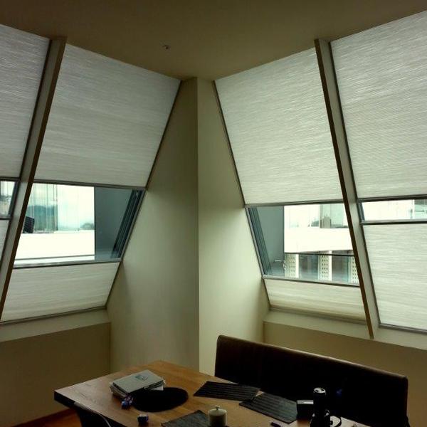 magnetna prozorska sjenila montirana u Beču